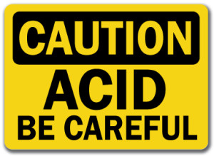 Acid-Be-Careful
