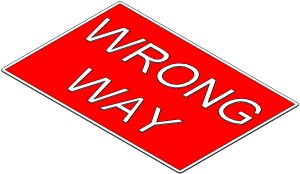 Sign_Exterior_Corpus_Traffic_WrongWay