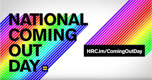 National Coming Out Day 2016