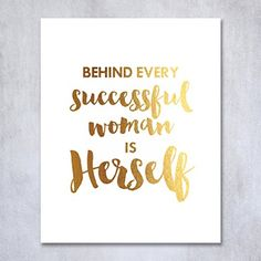successful woman